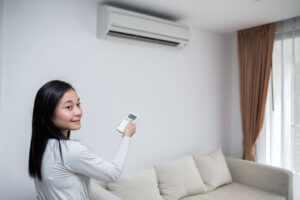 AC options if you have a boiler