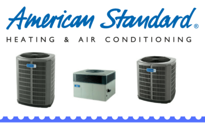 American Standard AC unit in Lakewood
