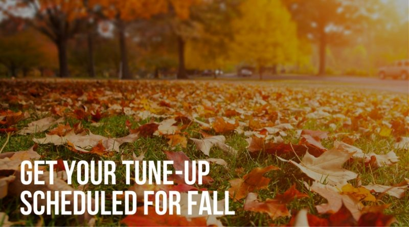 prep your AC for the fall from Lakewood Plumbing & Heating.